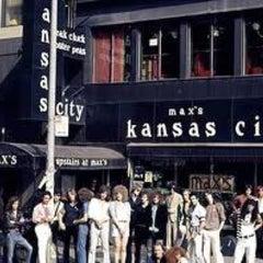 Photo taken at Max's Kansas City by Chris W. on 11/21/2012