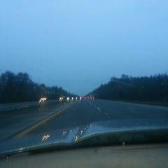 Photo taken at Interstate 95 by Brandon G. on 2/27/2014