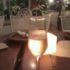 Photo taken at Jardim Aurélia Restaurante e Eventos by Francisco C. on 10/13/2012