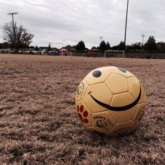 Photo taken at Mesa Soccer Complex by Bob t. on 11/25/2013