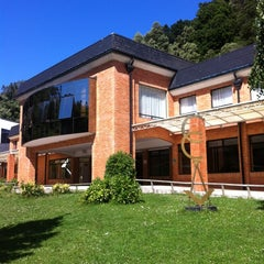 Photo taken at Colegio Concepción by @daviduribe on 12/10/2012