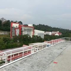 Photo taken at Fakulti Kejuruteraan dan Alam Bina UKM by Juita Z. on 3/9/2015