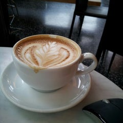 Photo taken at Zoka Coffee by Marty K. on 10/12/2012