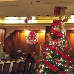 Photo taken at S.P.Q.R. Ristorante by Richard P. on 12/27/2012