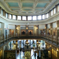 Photo taken at Musée Redpath Museum by Adrià A. on 10/5/2015