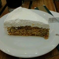 Photo taken at Havanna Café by Karina M. on 10/6/2012