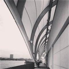 Photo taken at Rhein-Galerie by Bernd Baltz @. on 6/3/2013