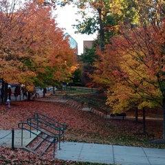 Photo taken at George Mason University by Jose F. on 12/2/2013