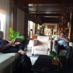 Photo taken at The Jayakarta Yogyakarta Hotel by Agung D. on 10/10/2015