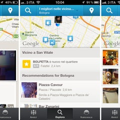 Das Foto wurde bei Osservatorio Foursquare Italia HQ von Osservatorio 4sq Italia am 3/1/2013 aufgenommen