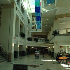 Photo taken at HUB-Robeson Center by Steve C. on 3/23/2013
