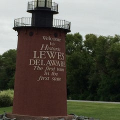 Photo taken at Lewes, Delaware by Rin H. on 8/2/2014