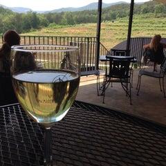 Photo taken at Victoria Valley Vineyards by Megan C. on 5/26/2014