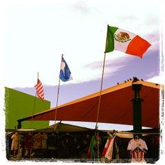 Photo taken at Oakland Coliseum Flea Market by Kyiakhalid R. on 8/17/2013
