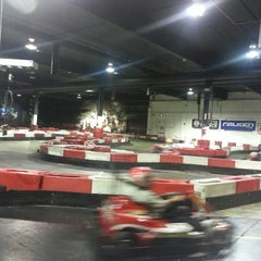 Photo taken at K1 Speed by Orlando J. on 11/13/2013