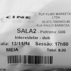 Photo taken at Cinemaxx by Willian P. on 11/13/2014