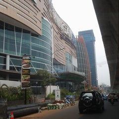 Photo taken at Kuningan City by Fraswita A. on 10/11/2012