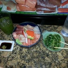 Photo taken at Asahi Sushi by Scott A. on 5/5/2013