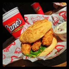 Photo taken at Raising Cane's Chicken Fingers by Ian on 2/7/2013