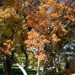 Photo taken at Mamie D. Eisenhower Park by Randy H. on 10/14/2012