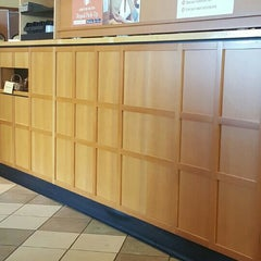 Photo taken at Panera Bread by Qiana W. on 2/25/2016