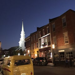 Photo taken at Downtown Portsmouth by Kirit K. on 10/11/2015