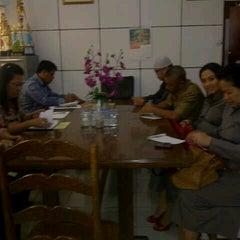 Photo taken at Badan Ketahanan Pangan Provinsi Sulawesi Utara by Vonnie p. on 10/4/2012