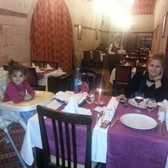 Photo taken at Konak Restaurant by Harun K. on 2/8/2014