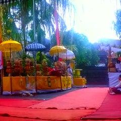 Photo taken at Bali Post by Wayne A. on 10/18/2014