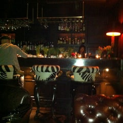 Photo taken at Library Bar by Patrick H. on 10/6/2012
