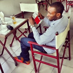 Photo taken at Le Méridien Ibom Hotel & Golf Resort by Jerry.... #. on 12/28/2013