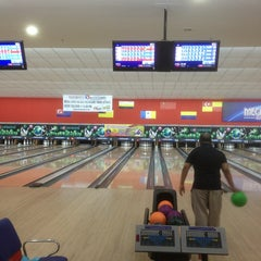 Photo taken at Mega Lanes by nemesis969 on 7/7/2013