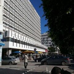 Photo taken at El Hana International Hotel Tunis by Hafedh on 12/9/2012