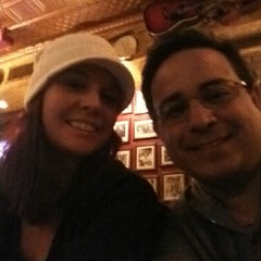 Photo taken at Dicey Riley's Irish Pub Bar by Gabe G. on 2/2/2013