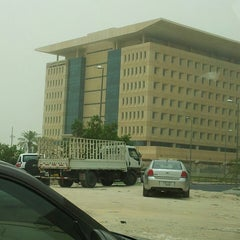 Photo taken at Civil Service Commission / ديوان الخدمة المدنية by Alaa A. on 6/9/2013