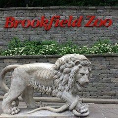 Photo taken at Brookfield Zoo by Heather R. on 7/3/2013