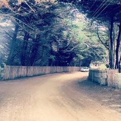 Photo taken at Isla Negra by Hernan S. on 1/22/2013
