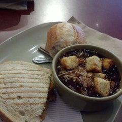 Photo taken at Panera Bread by Annemarie G. on 3/31/2014