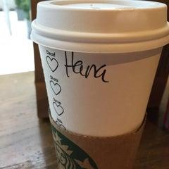 Photo taken at Starbucks by Hannah D. on 2/9/2015
