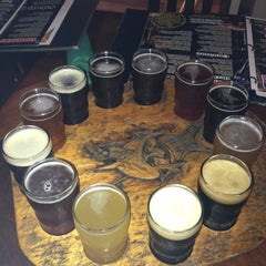 Photo taken at North Country Brewing Co by Danielle M. on 1/12/2013