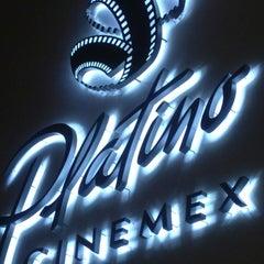 Photo taken at Cinemex by Fatima M. on 6/15/2013