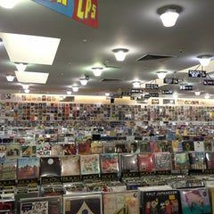 Photo taken at Amoeba San Francisco by Keita on 5/10/2013