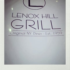 Photo taken at Lenox Hill Grill by Kelly R. on 1/4/2014