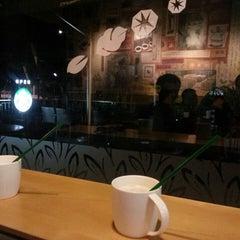 Photo taken at Starbucks 星巴克 by Emily C. on 12/22/2014