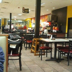 Photo taken at CiCi's Pizza by Jacob P. on 2/9/2012