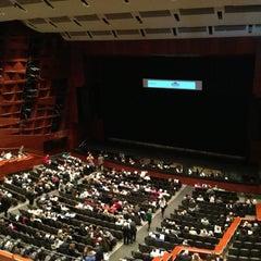 Photo taken at Jubilee Auditorium by Seulki on 4/21/2013