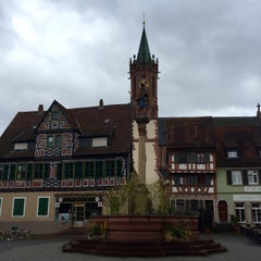 Photo taken at Ladenburg by Facundo F. on 3/29/2015