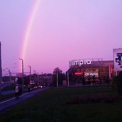 Photo taken at Olimpia by Reinis K. on 10/18/2012