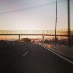 Photo taken at Autopista Central by Matías G. on 4/7/2013
