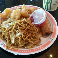 Photo taken at Panda Express by Shane C. on 7/8/2014